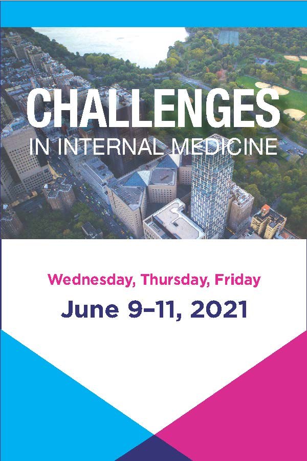Virtual-Challenges in Internal Medicine Banner