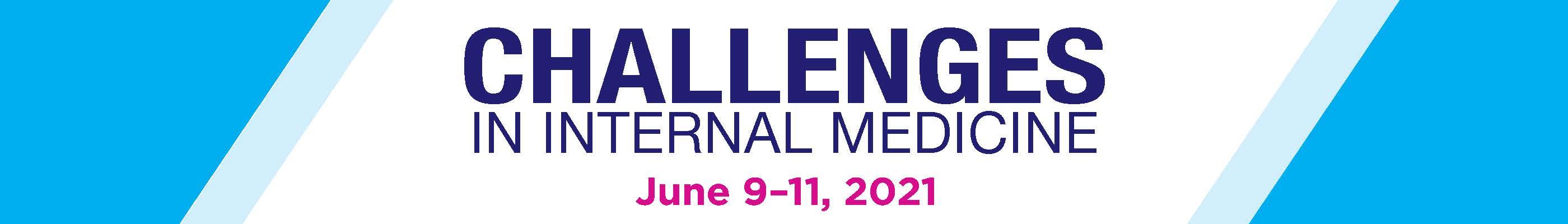 Virtual-Challenges in Internal Medicine Banner