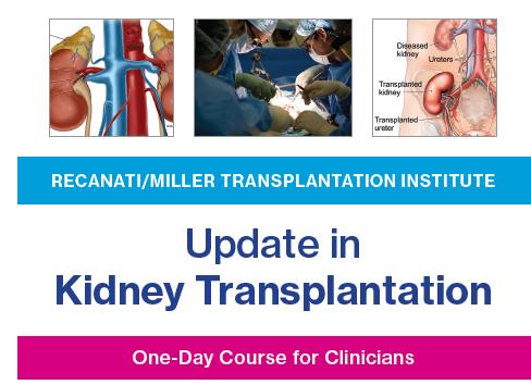 Update in Kidney Transplantation Banner
