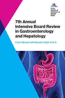 7th Annual Intensive Board Review in Gastroenterology and Hepatology Banner