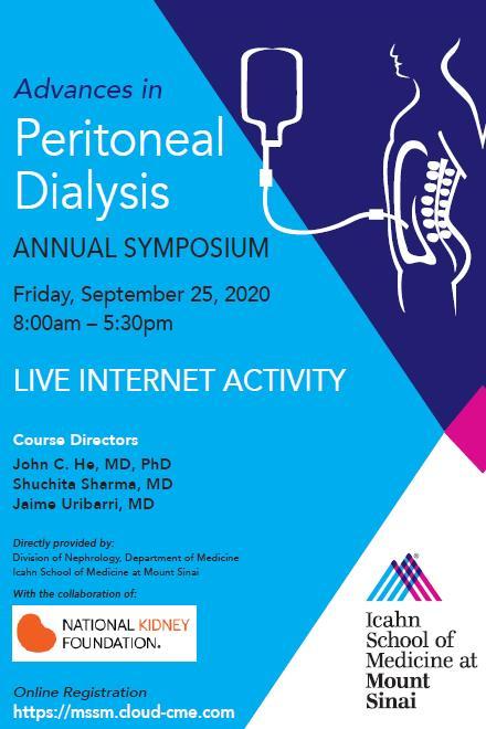 Peritoneal Dialysis Banner