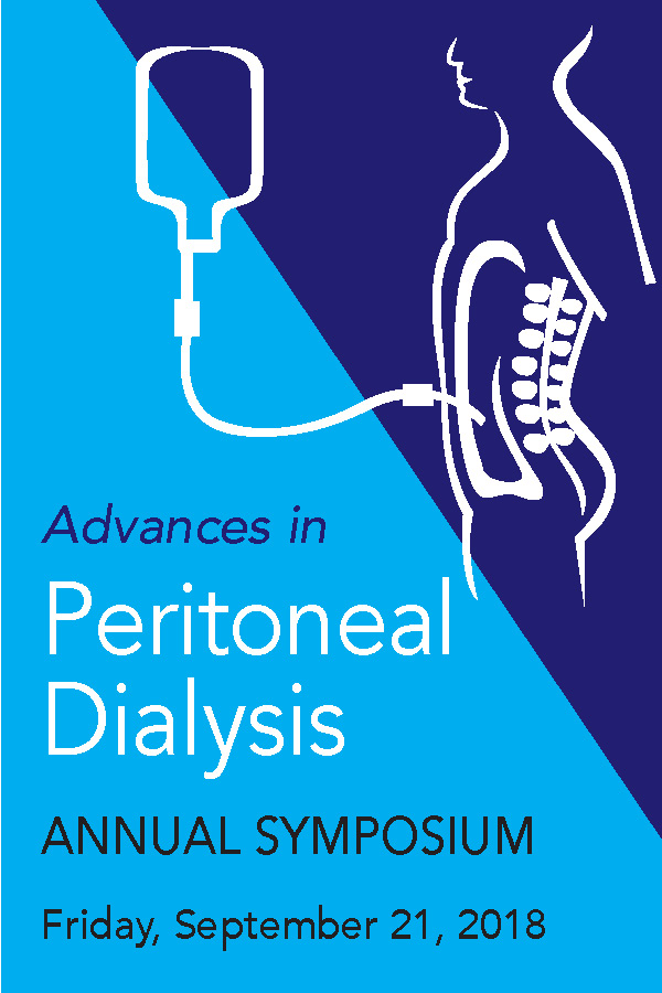 Advances In Peritoneal Dialysis: Annual Symposium Banner