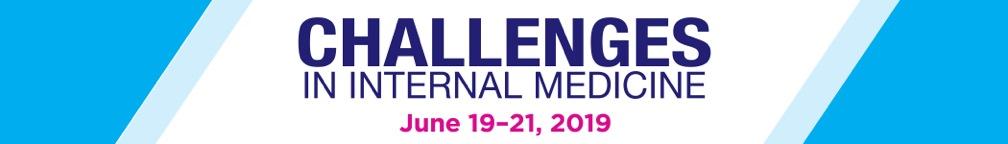 Challenges in Internal Medicine Banner