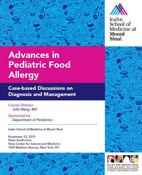 Advances in Pedatric Food Allergy: Case-based Discussions on Diagnosis and Management Banner