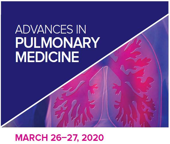 Advances in Pulmonary Medicine Banner