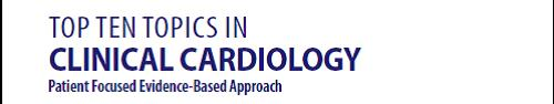 Top Ten Topics in Clinical Cardiology Banner